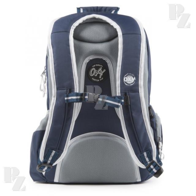 Školní batoh OXY Sport NEON LINE Dark Blue 7-71517 069d66bd31